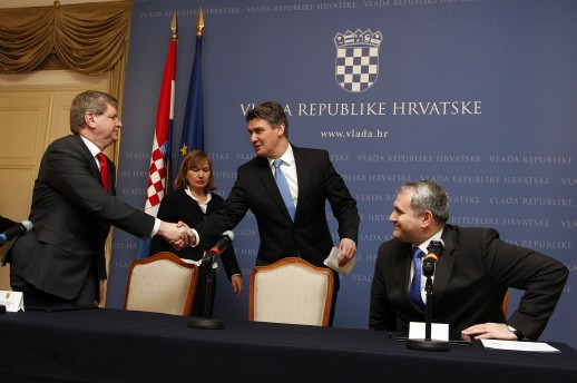 Croatian government brings youth employment program worth 156 million euro