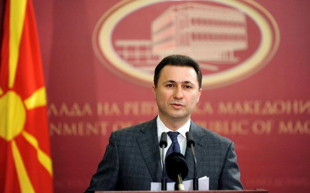 Association of Journalists in FYROM demands the resignation of the prime minister and his collaborators