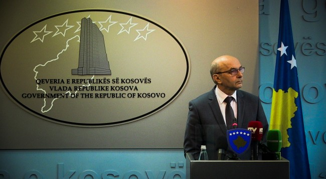 Kosovo's PM unveils the government plan for development and employment