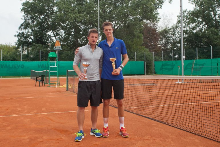 Tennis players from FYROM have a low ranking in the ATP list