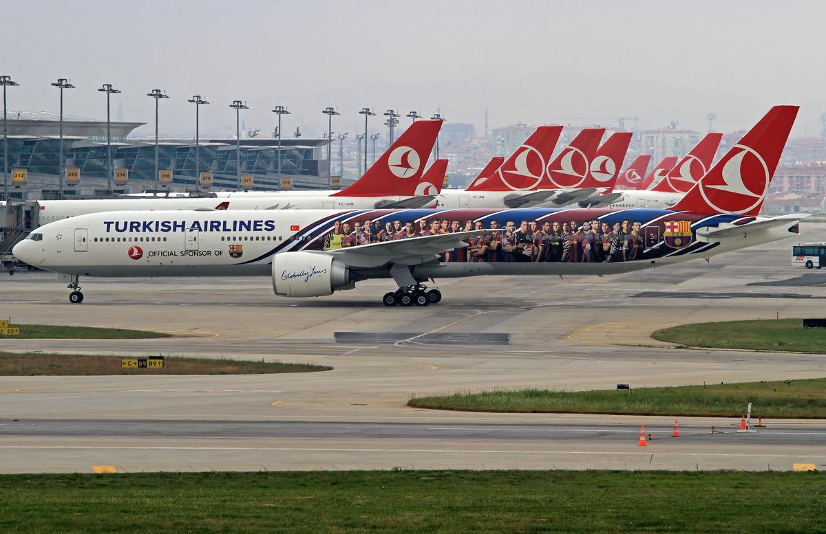 Turkish Airlines continues its developmental path followed in recent years