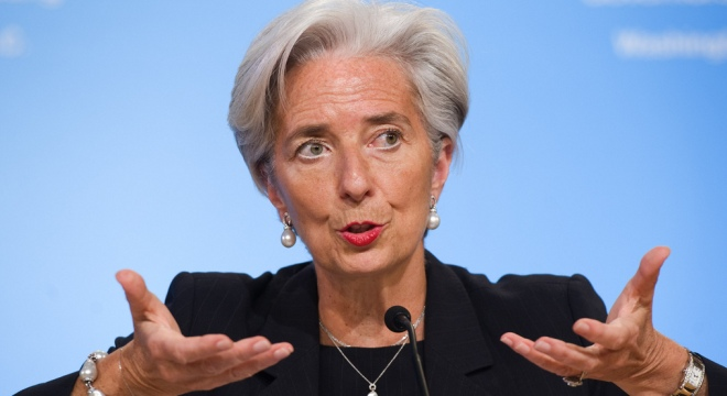 Lagarde: There is no talk of a Grexit