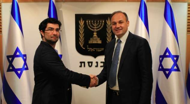 Israel is looking into the possibility of recognizing Kosovo