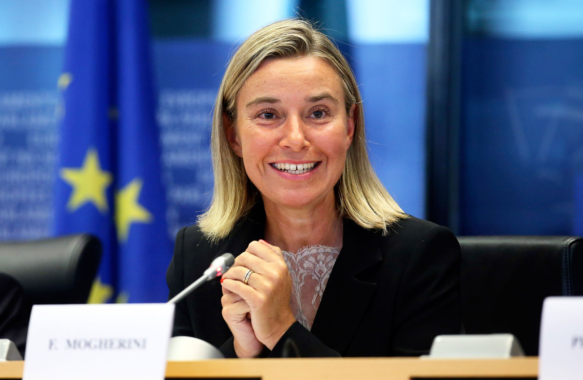 Mogherini: Historical event for BiH and EU