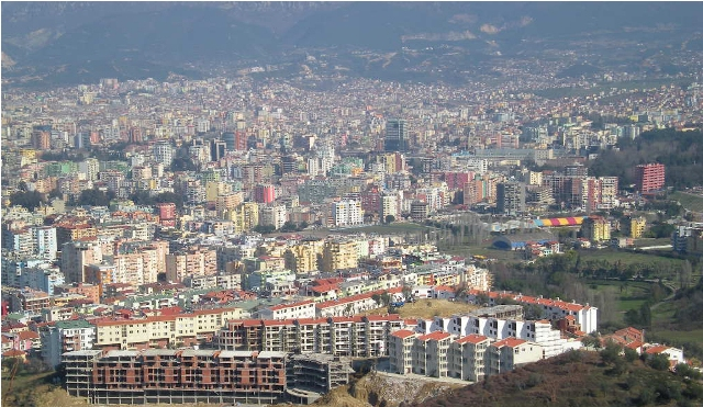 The urban chaos period ends with around 500 thousand illegal constructions in Albania