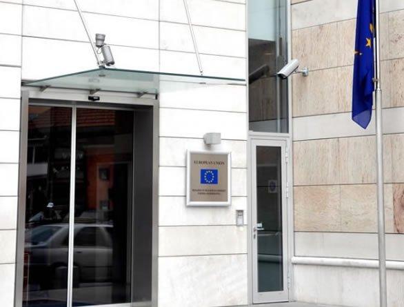 Students visit EU office in Sarajevo