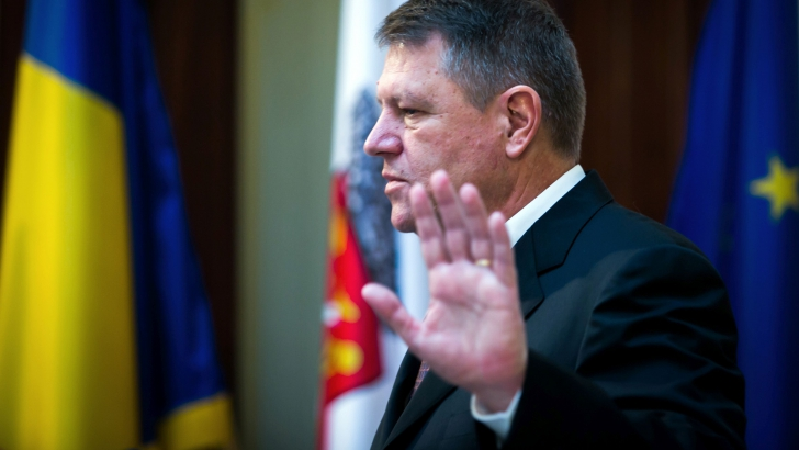 Romania's Iohannis appoints new head of home intelligence service