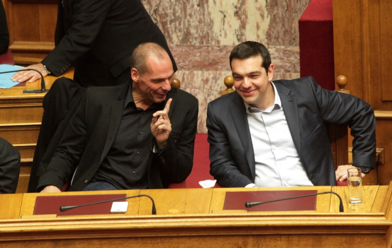 Greek FinMin travels to Brussels today for Friday's extraordinary Eurogroup