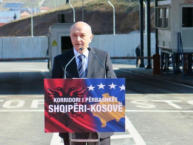 Kosovo does more trade with Serbia than Albania