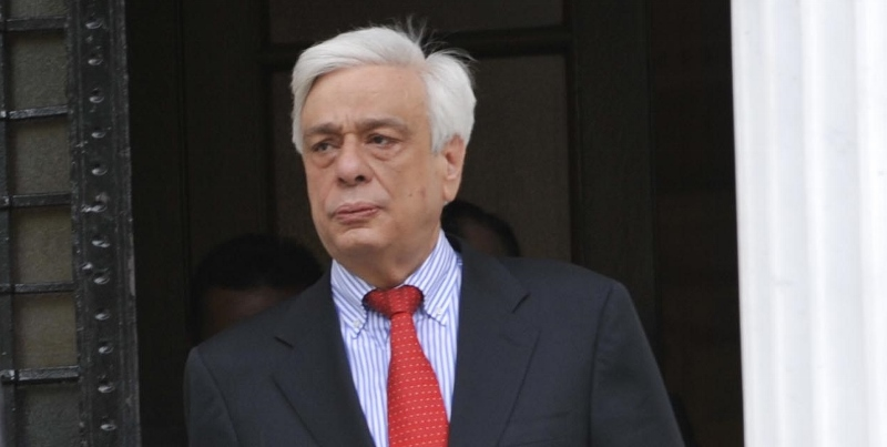 Prokopis Pavlopoulos elected President of the Hellenic Republic