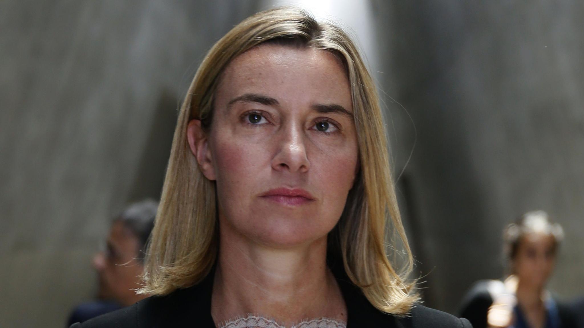 Mogherini to visit BiH