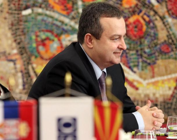 OSCE chairperson in office Dacic backs the reforms and the improvement of ethnic relations in FYROM