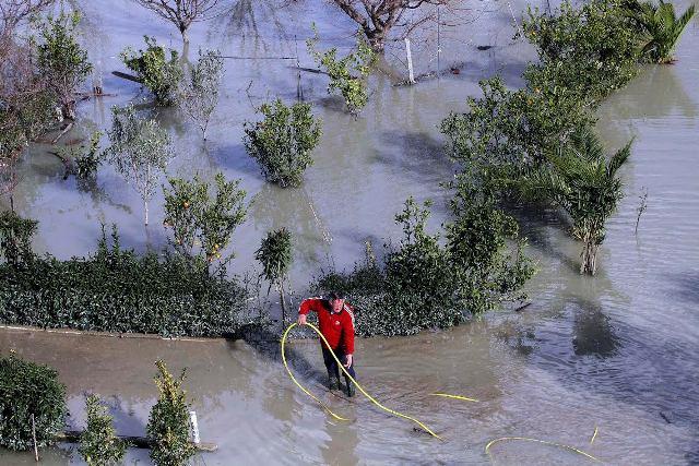 Skopje applies for EU aid after the floods