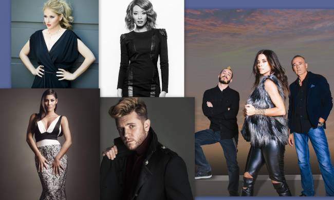 Greece: Five candidates for the 60th Eurovision song contest