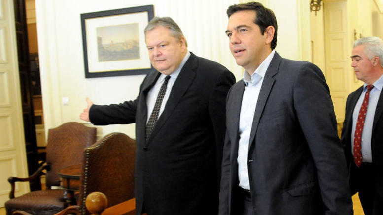 Tsipras to meet with Theodorakis and Venizelos