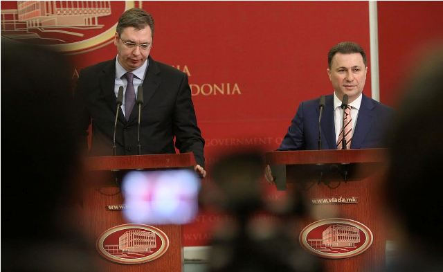 Opposition can publish whatever it wants, says FYROM's PM