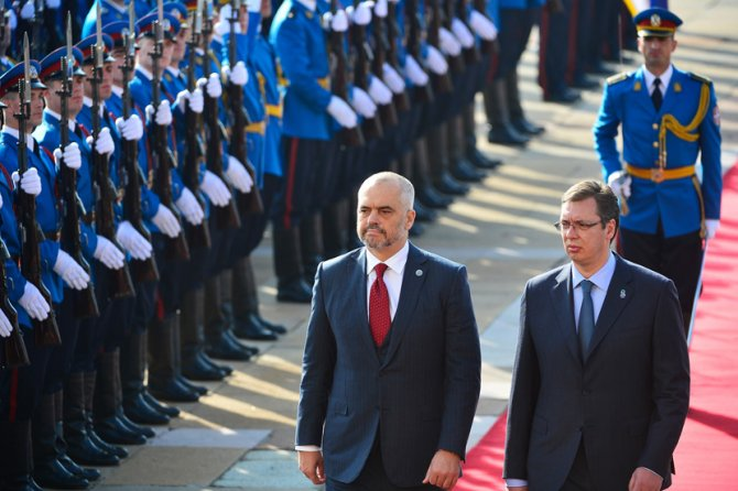 Serb PM to visit Tirana on 28-29 May