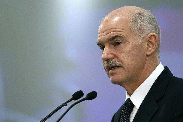 Papandreou: Any agreement with the EU to be put to a referendum