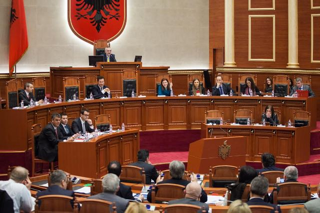 Albanian PM presses criminal charges against two senior officials of the opposition