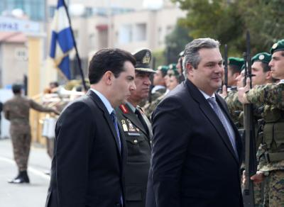 Kammenos: 'Barbaros is an outright provocation'