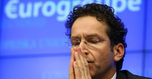 Dijsselbloem: Threats, wherever they come from, do not help