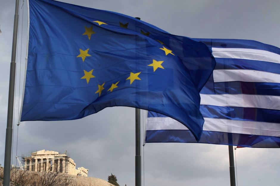 75% of the Greek people support the government's stance against the creditors