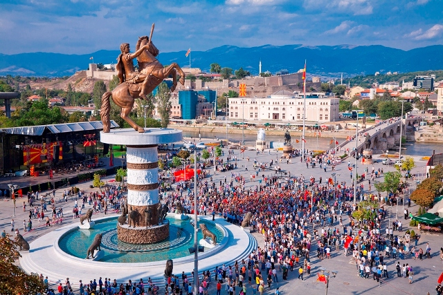 Pessimism in Skopje about the solution of the name dispute