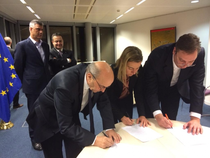 Agreement on the justice system achieved in Brussels