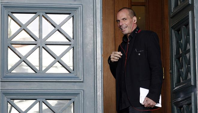 Varoufakis goes to Eurogroup on Wednesday with a 10-point plan