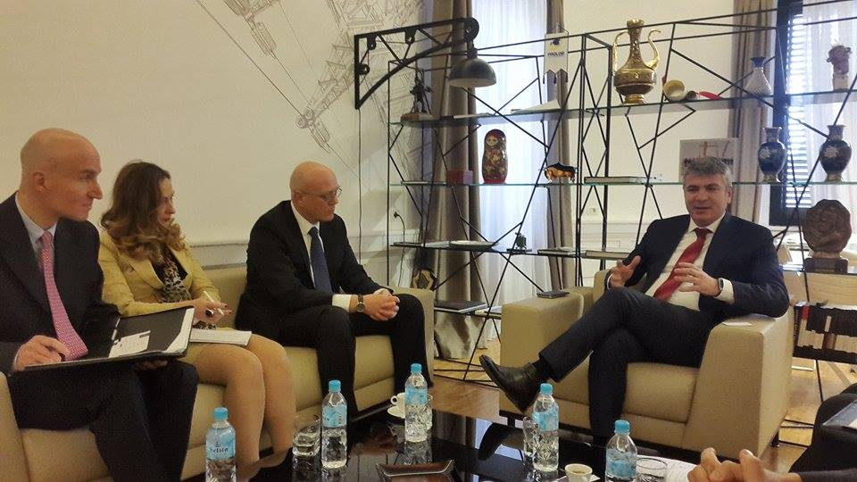 Investments of the TAP pipeline in Albania to be completed in 2020
