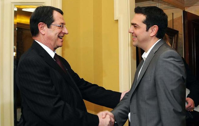 Op-Ed/ Can a Cypriot troika government help a Greek anti-troika government?