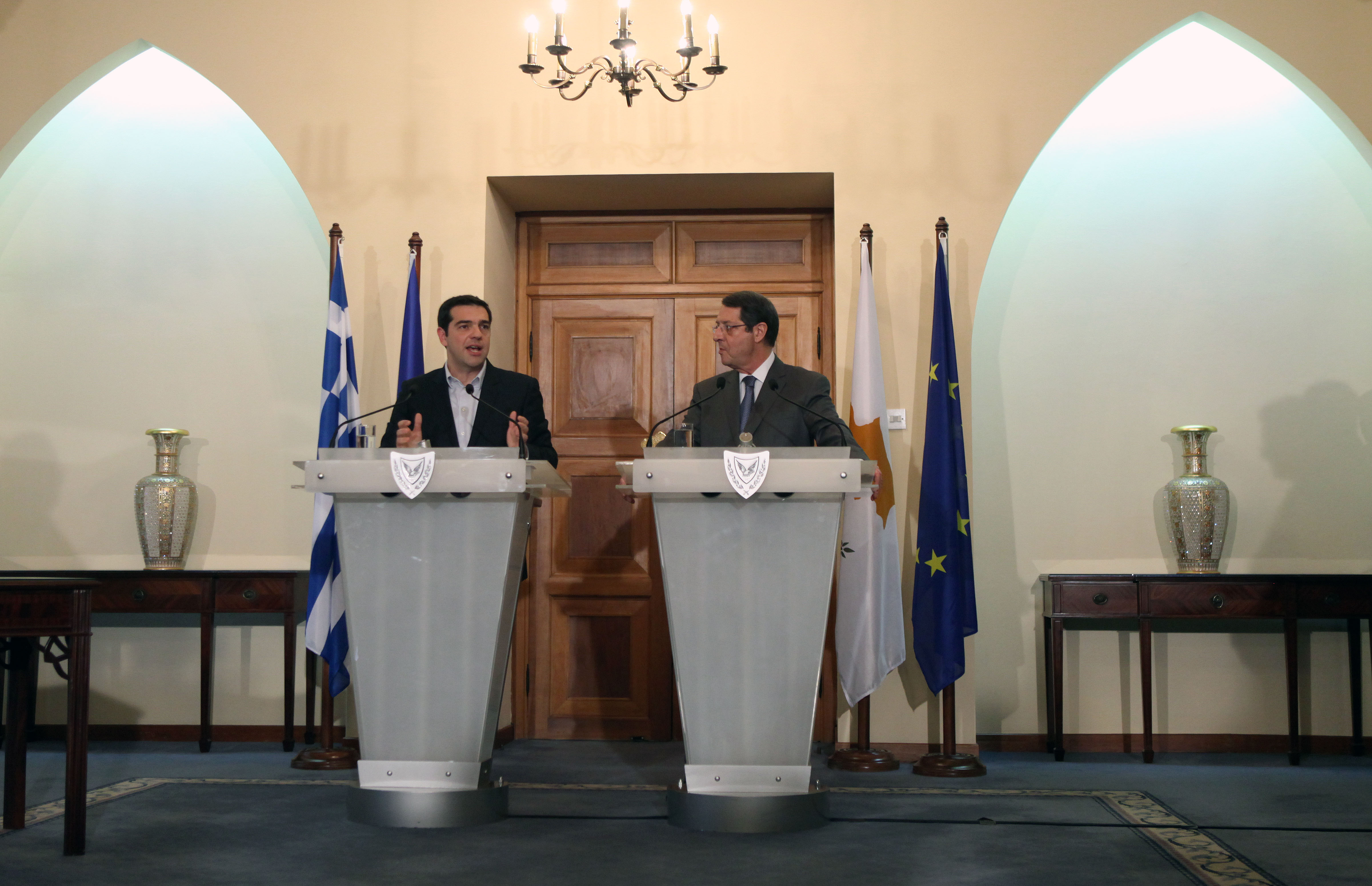 Assessment of the visit of the Greek PM in Cyprus