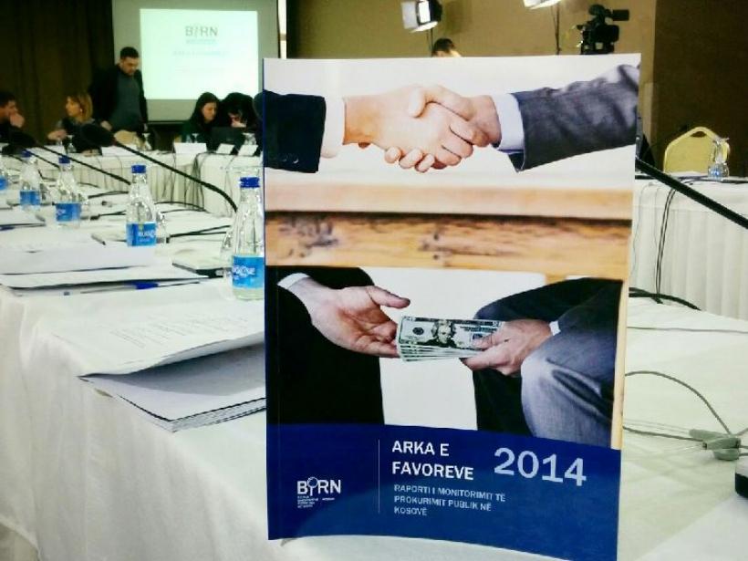 Public procurement in Kosovo affected by politics