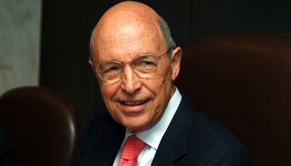 Simitis: The Eurozone is an incomplete economic and fiscal Union