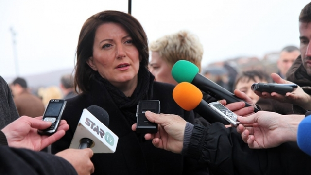Kosovo cannot afford to lose its citizens, says president Jahjaga