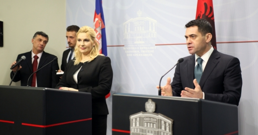 Serbian-Albanian meeting in Tirana after 23 years