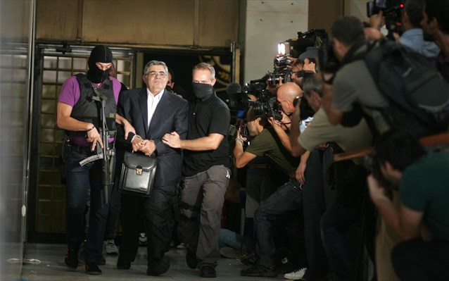 Seventy persons referred to trial in the Golden Dawn case