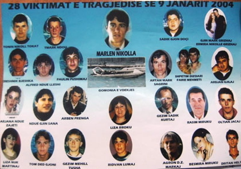 Albanian police issues a passport to the wanted author of the January 9 tragedy