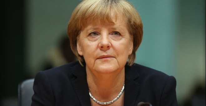 'No comment' from Merkel on Varoufakis' proposal