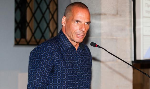 Varoufakis abandons debt haircut demand