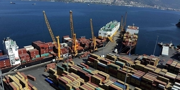Turkish exports drop in January 2015