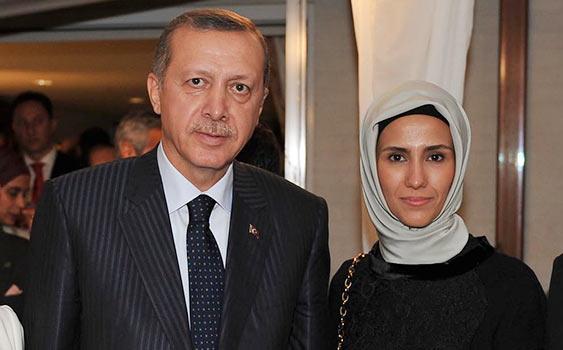 Erdogan's daughter to get into politics?