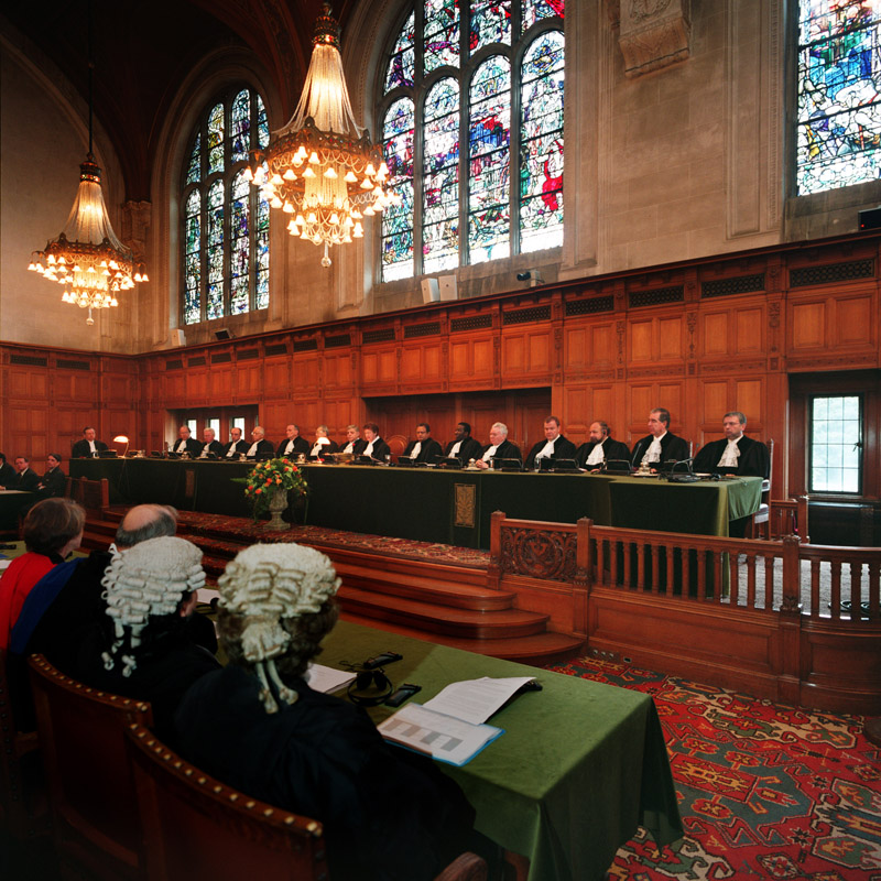 Will the judgment of ICJ in the Hague affect relations between Croatia and Serbia?