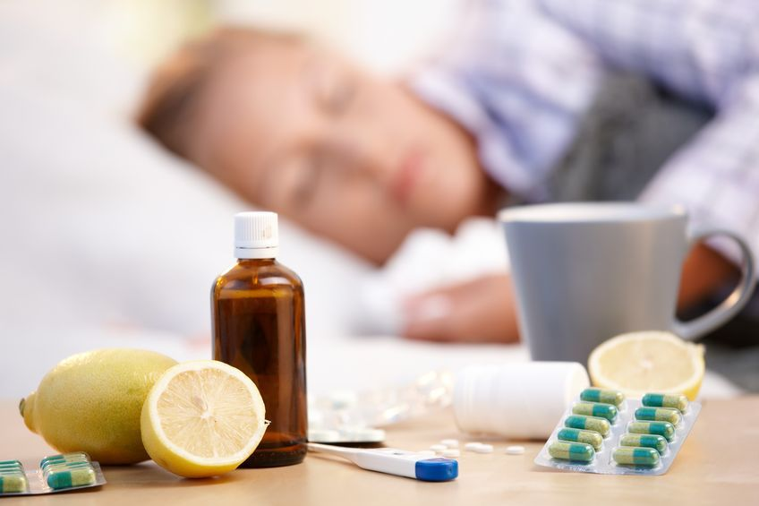 Albania affected by flu epidemic
