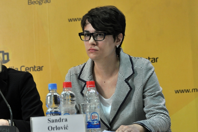 Lawsuit filed against HRF directress for denouncing Serb crimes in Kosovo
