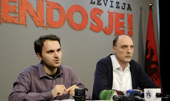 Self Determination launches an ultimatum for the government: Another 48 hours for Jablanovic's removal