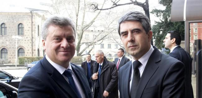 Bulgaria's Plevneliev holds talks with four Balkans presidents