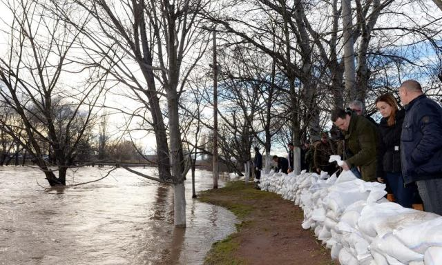 Floods in the eastern part of FYROM, state of emergency declared