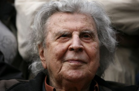 Mikis Theodorakis: 'We are becoming again Beautiful Greeks'