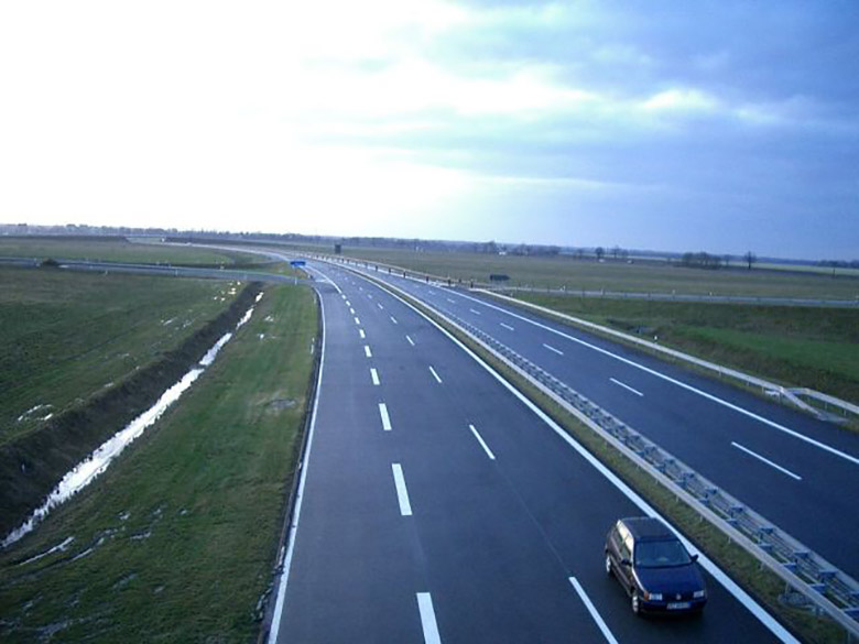 The project of the Blue Highway starts, it links the West Balkan countries